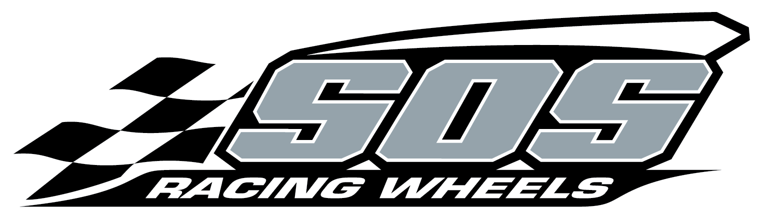 Sos racing wheels logo